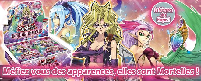 Duellistes Légendaires : Les Sœurs de la Rose