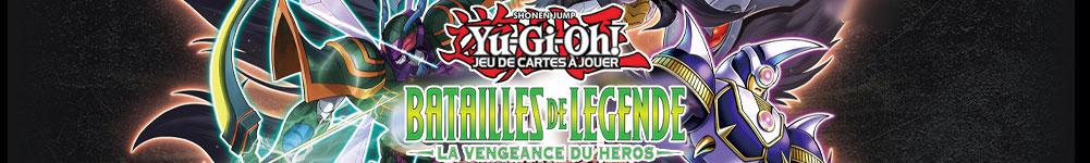 Batailles de Légende : La Vengeance du Héros