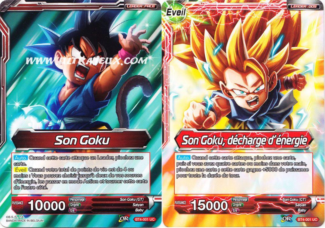 B04 Serie 4 Colossal Warfare Dragon Ball Super Boosters en Français