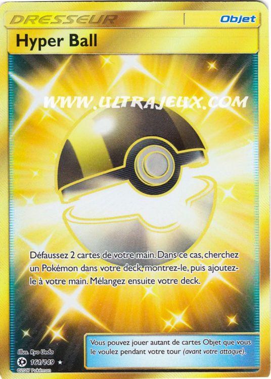 Votre collection de cartes Pokémon (JCC) 161