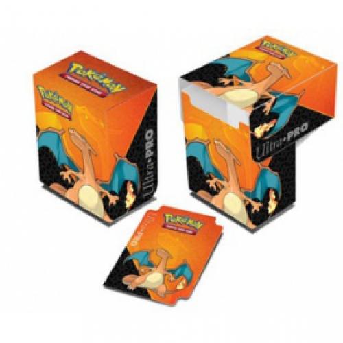 Ultrajeux boite de rangement deck box pok mon dracaufeu - Image dracaufeu ...