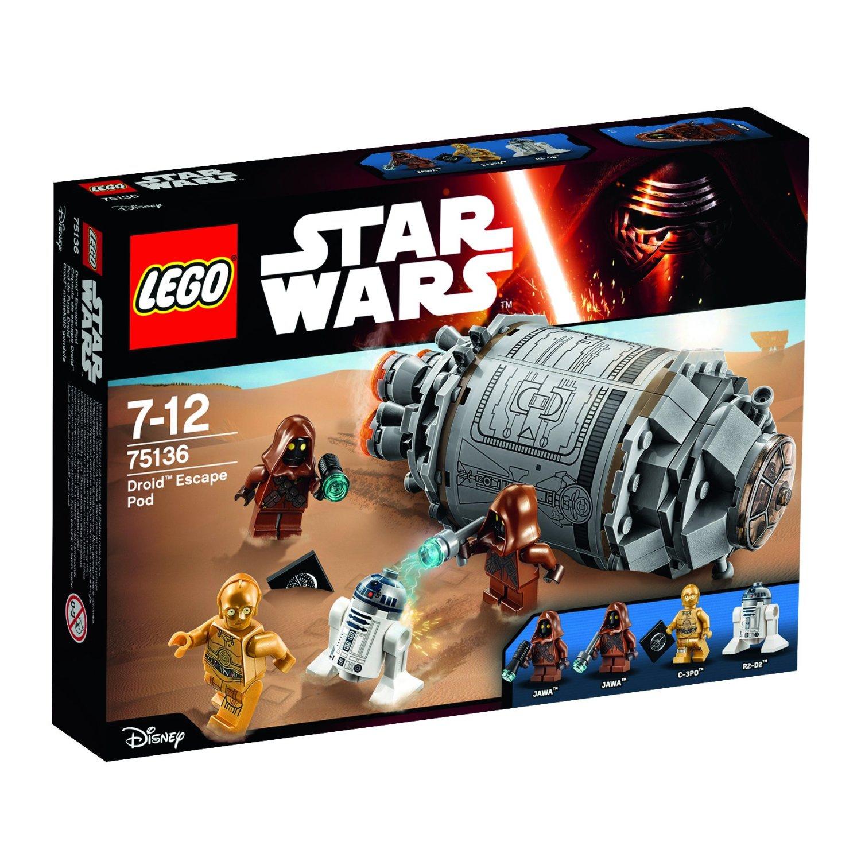 ultrajeux star wars 75136 droid escape pod lego. Black Bedroom Furniture Sets. Home Design Ideas