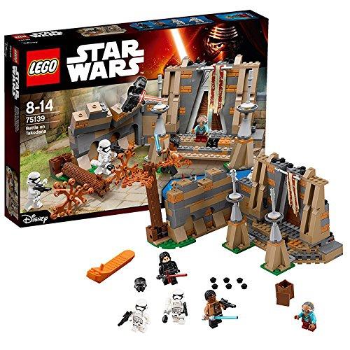Ultrajeux star wars 75139 la bataille de takodana lego for Siege lego france