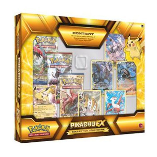Ultrajeux produit sp cial collection l gendaire - Carte pokemon legendaire ex ...