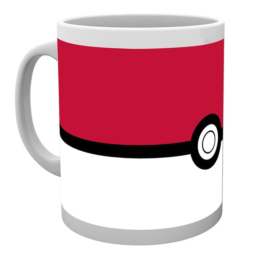 ultrajeux produit mug poke ball pok mon. Black Bedroom Furniture Sets. Home Design Ideas