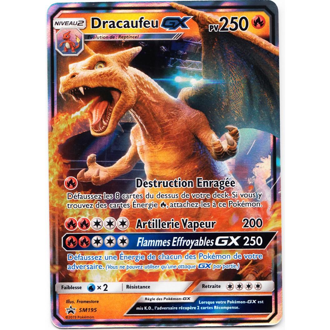 Produit Detective Pikachu Carte Géante Jumbo Dracaufeu Gx Pokémon Ultrajeux