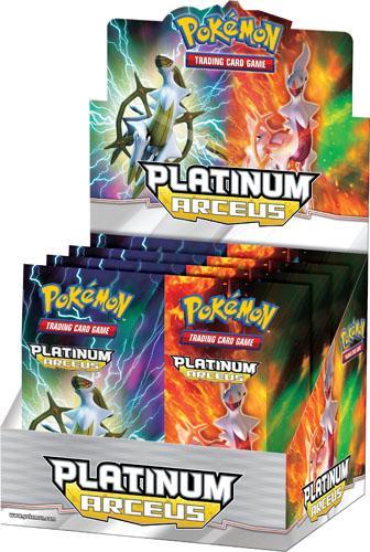 how to catch arceus in platinum