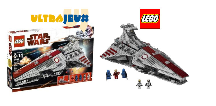 Jeux video gratuit lego star wars