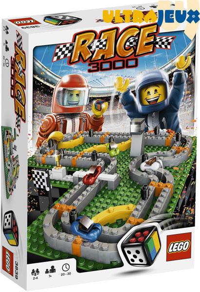 ultrajeux jeu de soci t race 3000 lego. Black Bedroom Furniture Sets. Home Design Ideas