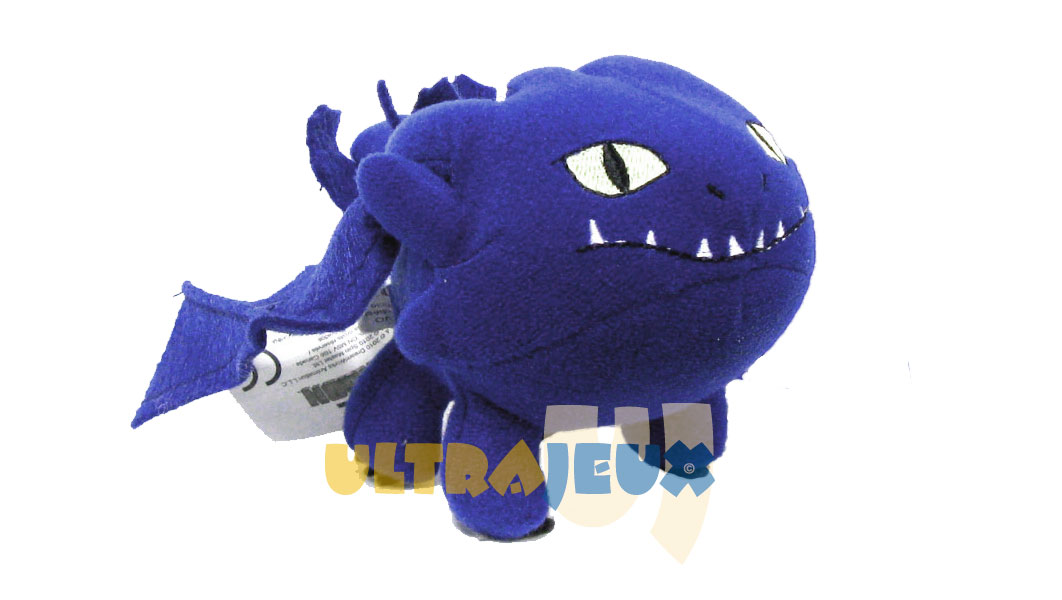 Ultrajeux s rie 1 peluches night fury furie nocturne - Dragons furie nocturne ...