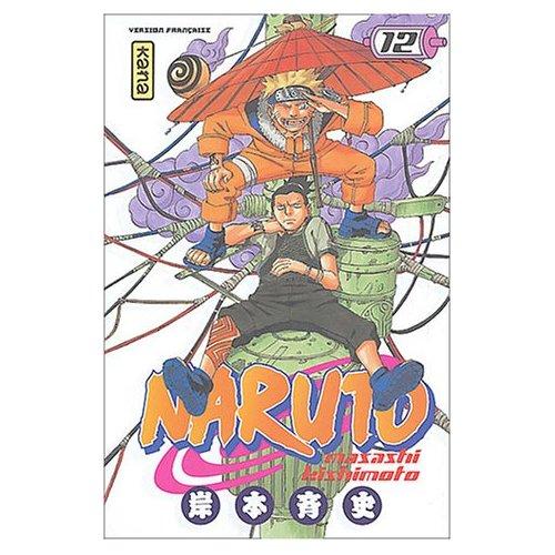 Naruto, Vol. 12: The Great Flight, , Good Condition, Book