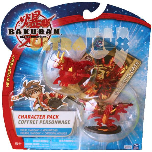 Ultrajeux booster pack coffret personnage bakugan neo - Bakugan saison 4 ...