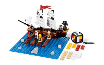 ultrajeux jeu de soci t pirate plank lego. Black Bedroom Furniture Sets. Home Design Ideas
