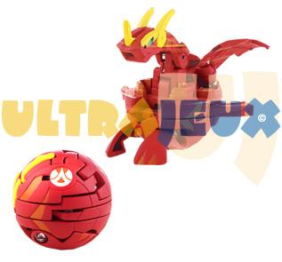 Ultrajeux bakugan l 39 unit gundalian invaders neo dragonoid vortex haos 730g bakugan - Bakugan saison 4 ...