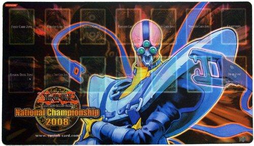 Ultrajeux Produit Tapis De Jeu Seigneur Jinzo Yu Gi Oh