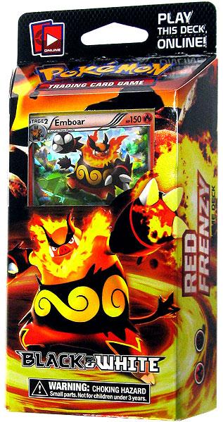 Ultrajeux deck noir blanc furie rouge pok mon - Pokemon legendaire blanc ...