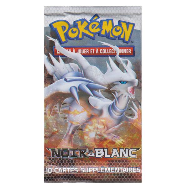 Ultrajeux booster noir blanc black white pok mon - Pokemon legendaire blanc ...