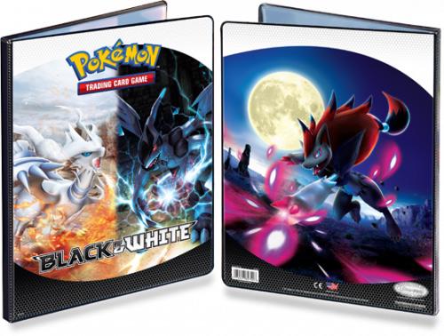 Ultrajeux portfolio noir et blanc reshiram zekrom - Jeux pokemon noir et blanc ...