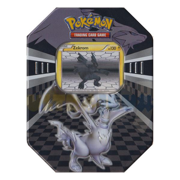 Ultrajeux pokebox pok box noir et blanc zekrom pok mon - Jeux pokemon noir et blanc ...