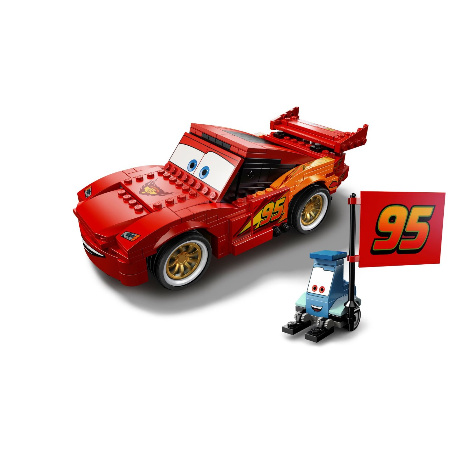 ultrajeux cars flash mcqueen lego. Black Bedroom Furniture Sets. Home Design Ideas
