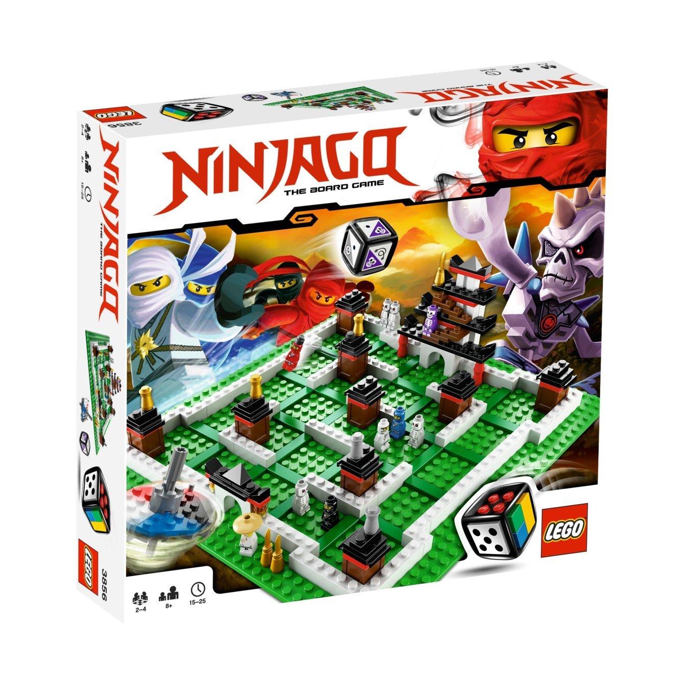 jeux de socit lego ninjago le jeu