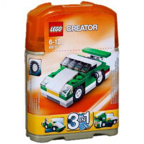 ultrajeux creator 6910 la mini voiture lego. Black Bedroom Furniture Sets. Home Design Ideas