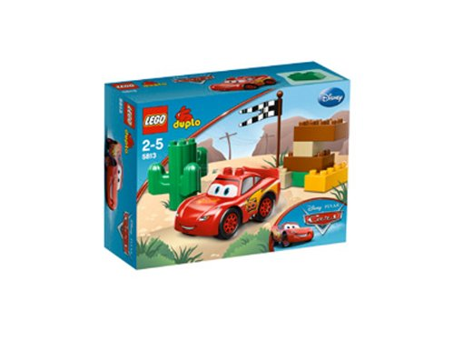 Ultrajeux cars flash mcqueen duplo lego - Jeux de construction lego technic ...