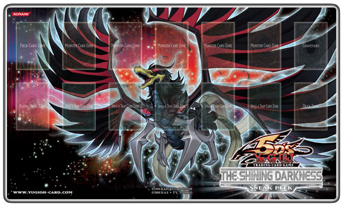 Ultrajeux Playmat Preview T N Bres Scintillantes Yu Gi Oh