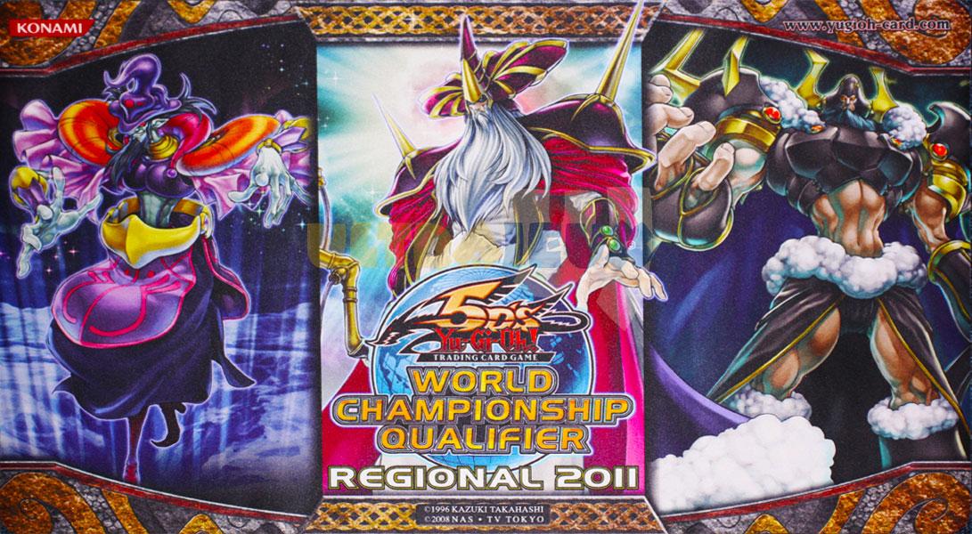 Ultrajeux Playmat Wcq Regional 2011 Odin Loki Thor