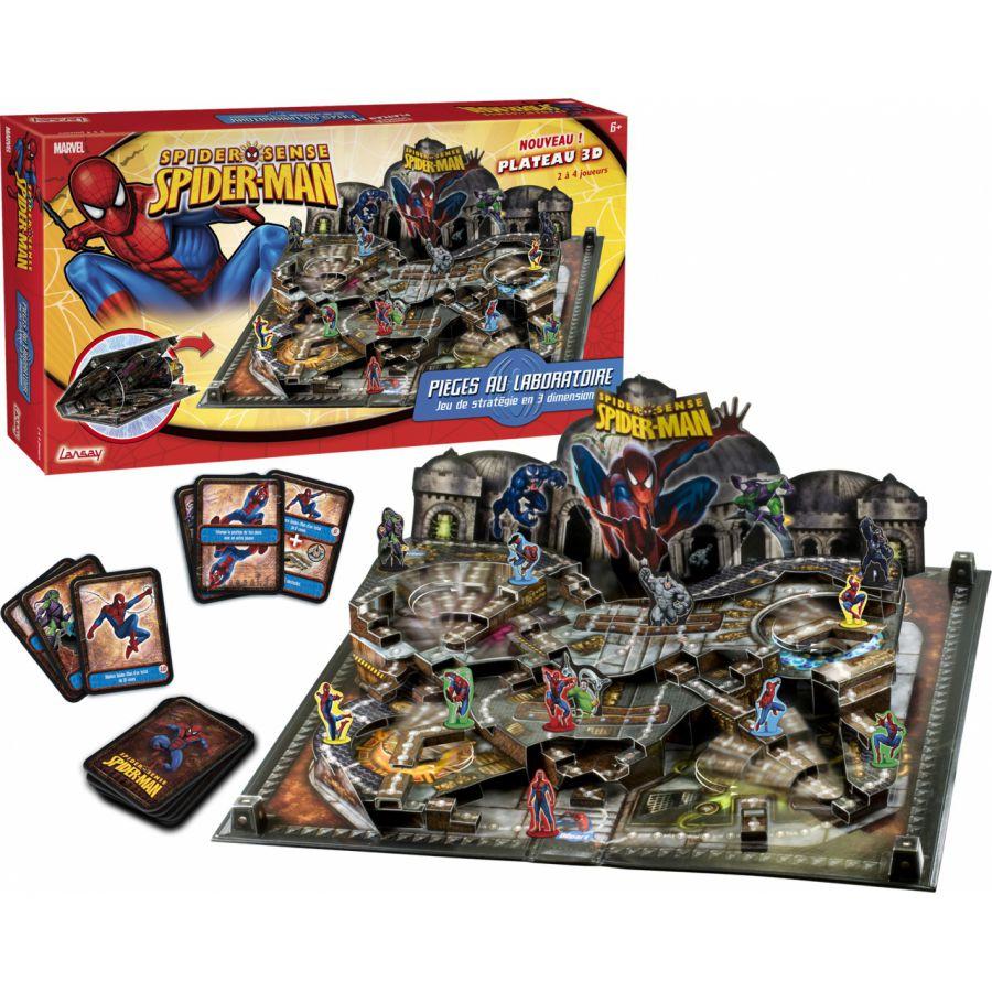 Ultrajeux spider man 3d le jeu spider man - Les jeux de spiderman 4 ...