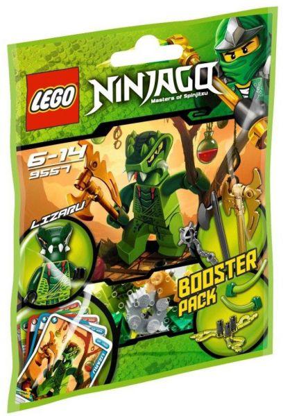 ninjago 9557 lizaru