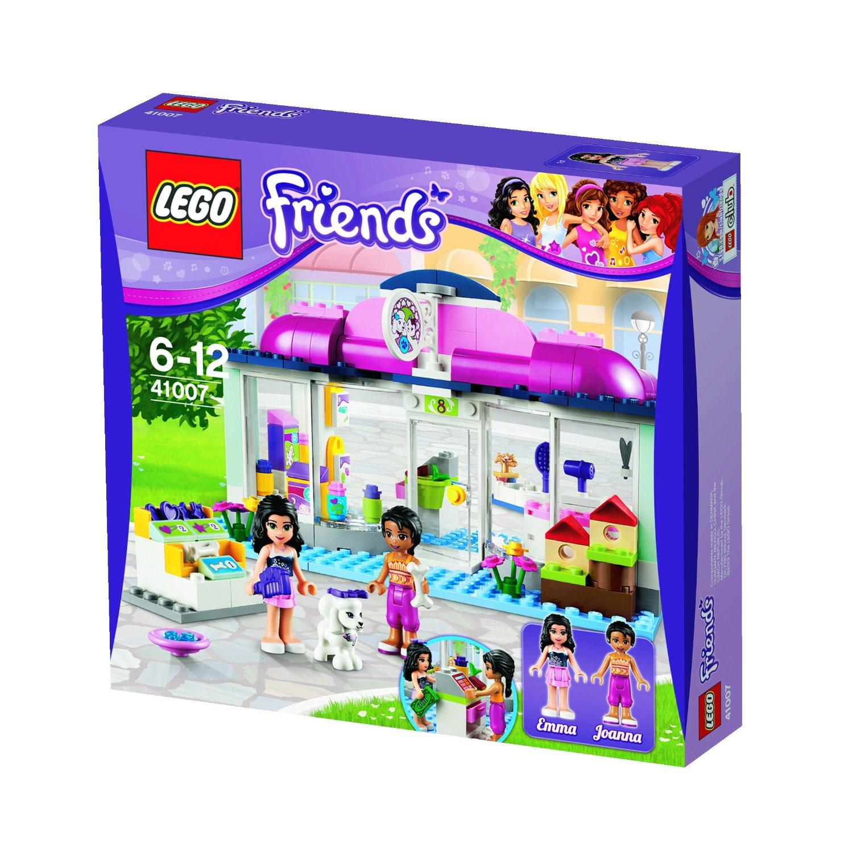 ultrajeux friends 41007 l 39 animalerie d 39 heartlake city lego. Black Bedroom Furniture Sets. Home Design Ideas