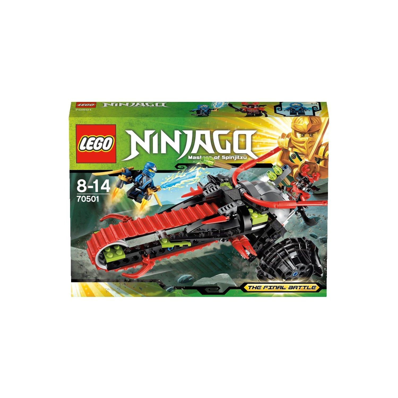 ninjago 70501 la moto guerrire