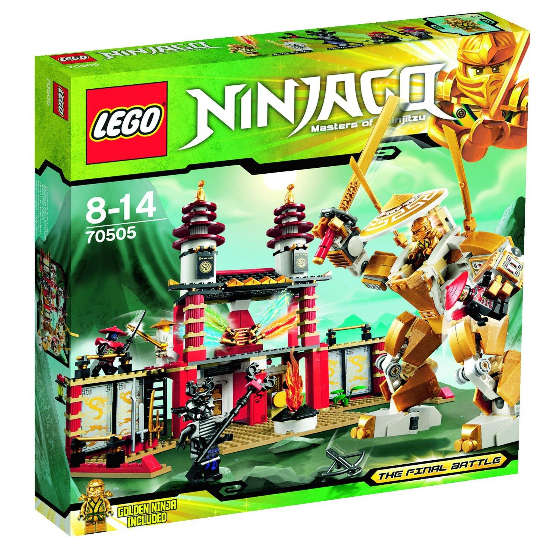 ninjago 70505 le temple de la lumire