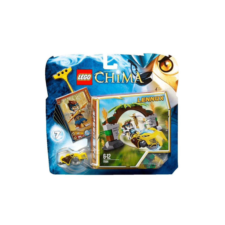 70104 les portes de la jungle de lego - Jeux lego dino ...