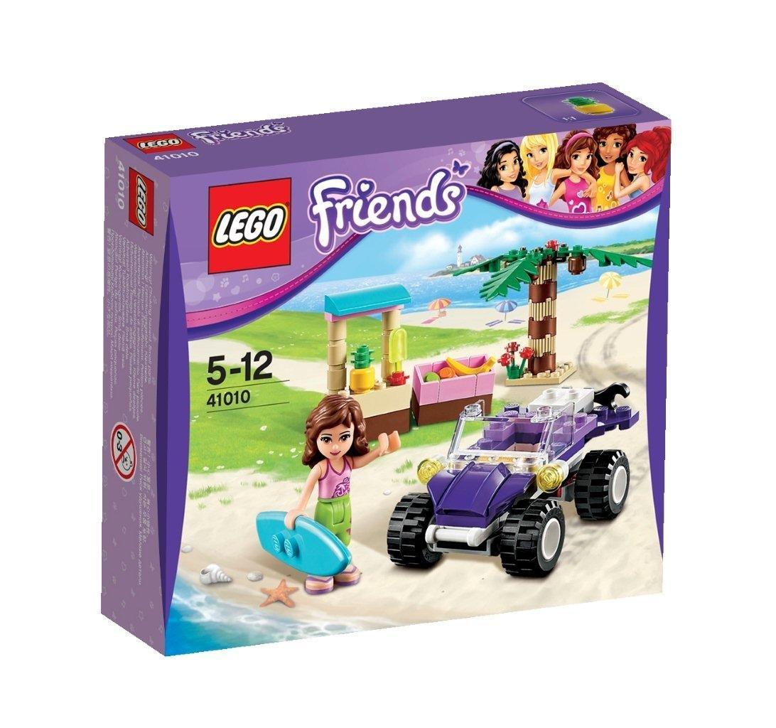 ultrajeux friends 41010 le buggy de plage d 39 olivia lego. Black Bedroom Furniture Sets. Home Design Ideas