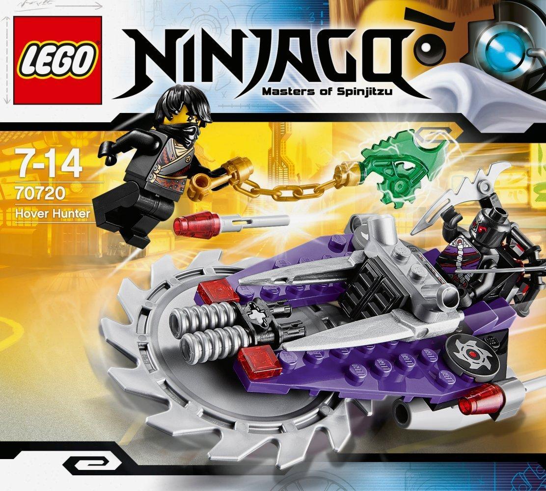 ninjago 70720 le planeur scie