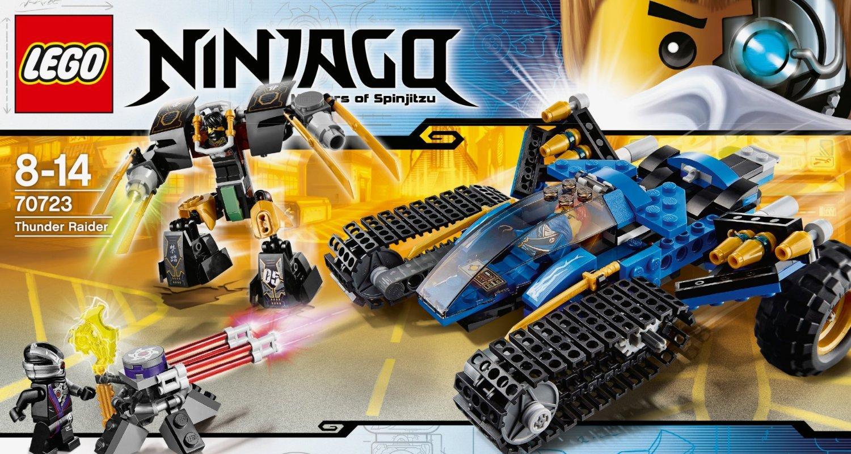 ninjago 70723 le tout terrain de combat 2 en 1