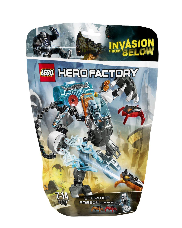 Ultrajeux hero factory 44017 stormer son robot de glace lego - Lego hero factory jeux ...