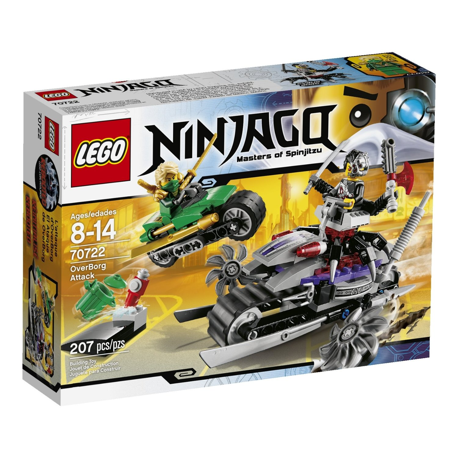 ninjago 70722 lattaque doverborg