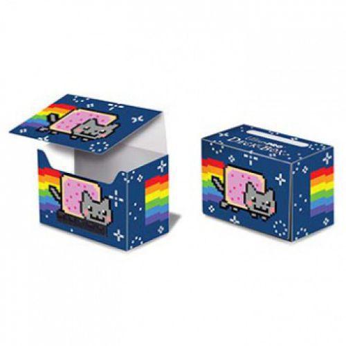 Ultrajeux Boite De Rangement Deck Box Ultrapro Nyan Cat Original Accessoires
