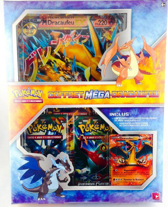 Classeur cartes pokemon - Mega dracaufeu x et y ...