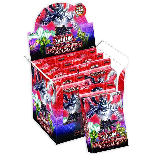 News, spoilers 9431-jeux-de-cartes-yu-gi-oh-decks-de-structure-l-assaut-des-heros