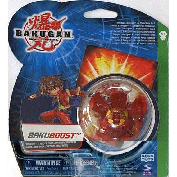 Ultrajeux booster pack bakuboost saison 1 aleatoire bakugan - Bakugan saison 4 ...
