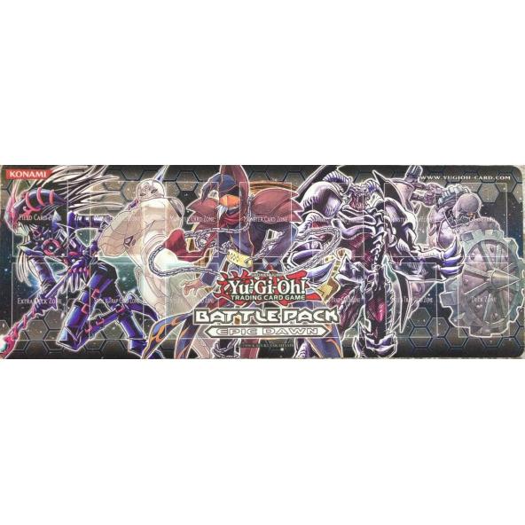 Ultrajeux Playmat Battle Pack Aube Pique Yu Gi Oh