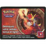 Produits Spéciaux Pokémon 1 Carte À Code Pokemon Online - Goupelin