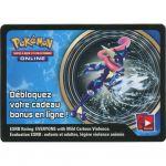 Cartes à Code Pokémon 1 Carte À Code Pokemon Online - Amphinobi