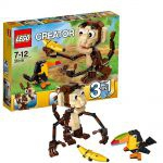 Creator LEGO 31019 - Les Animaux De La For�t