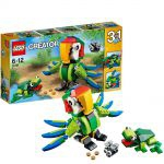Creator LEGO 31031 - Les Animaux De La For�t Tropicale