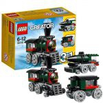 Creator LEGO 31015 - La Locomotive